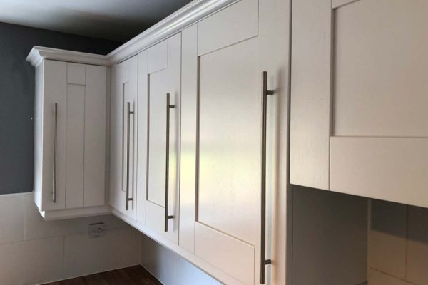 clean look kitchen cupboards